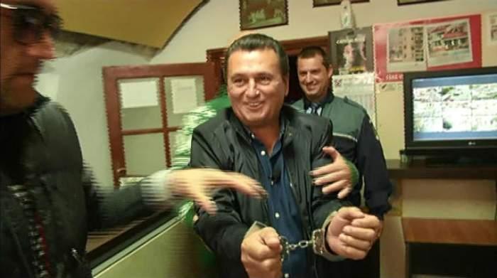 Şi-a găsit naşul! Nea Mărin ajunge la poliție în Sibiu