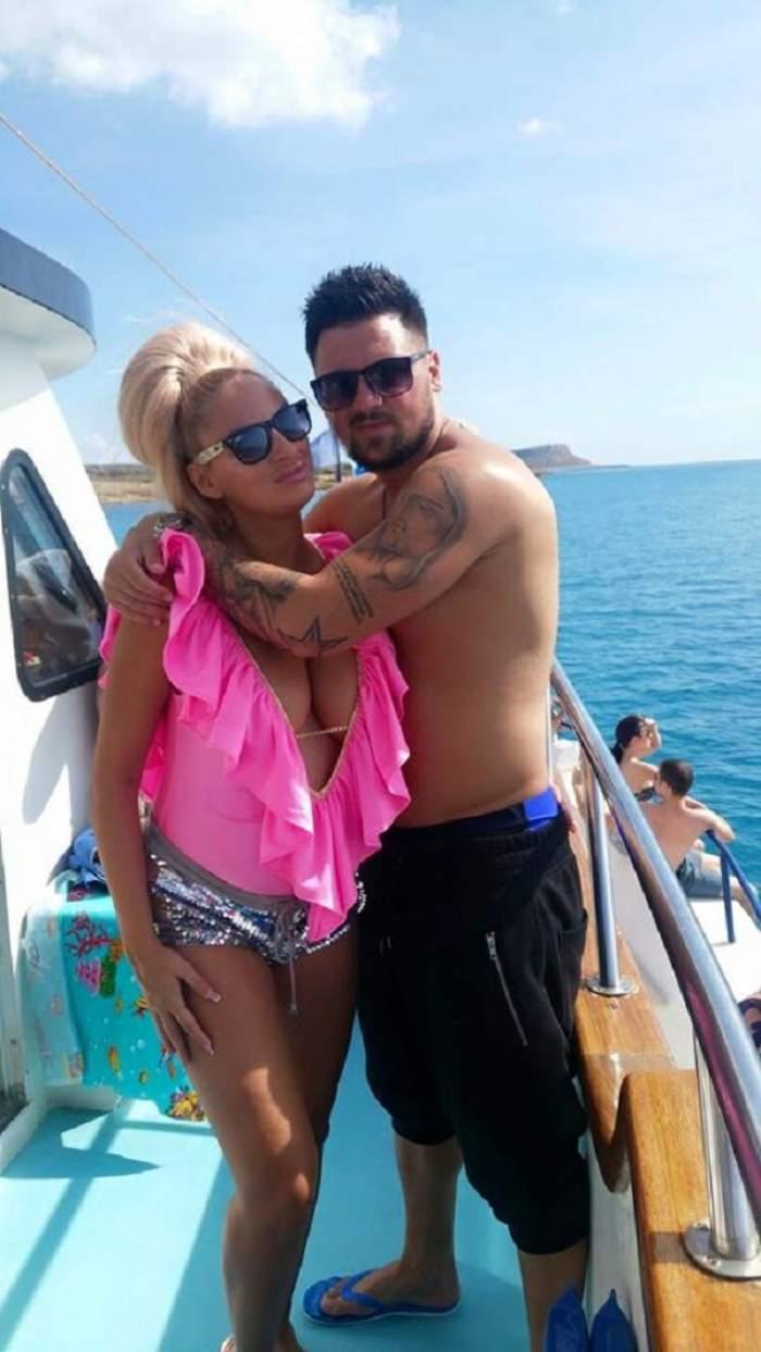 VIDEO / După nunta de lux, luna de miere cu multă pasiune! Sânziana Buruiană a spus TOT despre prima noapte de dragoste după căsătorie