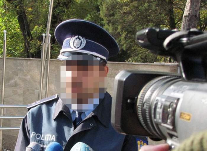 El este poliţistul care îţi pune cătuşele în numele Domnului! Nebănuite sunt căile...