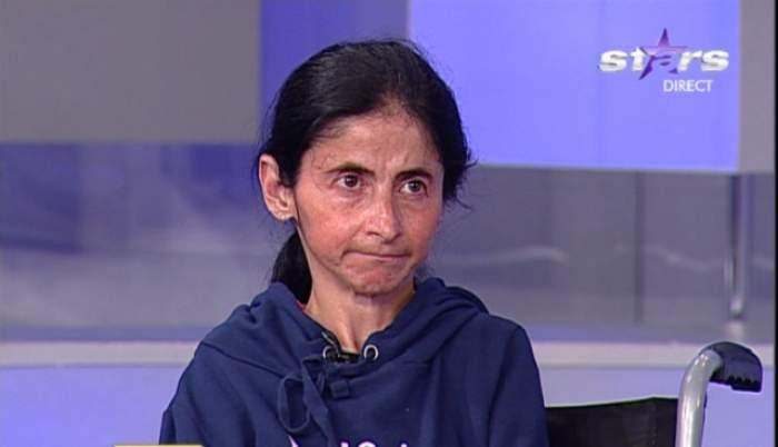 """CAZ ŞOCANT! O femeie de 41 de ani cântăreşte doar 27 de kilograme: """"Am dureri. Nu mă pot folosi de mâini şi de picioare. Nu am mâncat 13 zile!"""""""