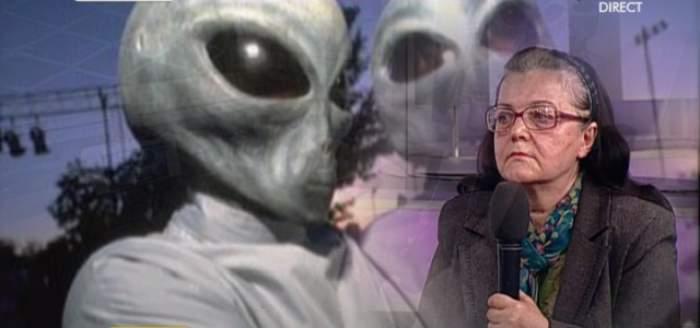 """Te trec fiorii! Olga, femeia hipnotizată de extratereştri: """"Mă trezeam din somn şi vedeam nişte omuleţi! I-am întrebat de ce m-au ales pe mine!"""""""
