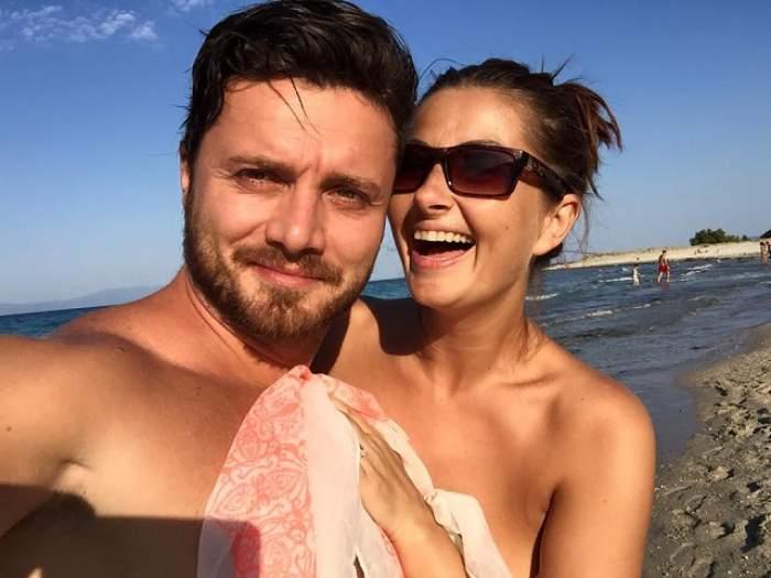 """Gabriela Cristea şi-a etalat burtica la un eveniment monden! Fanii au întrebat-o: """"Eşti însărcinată?"""""""