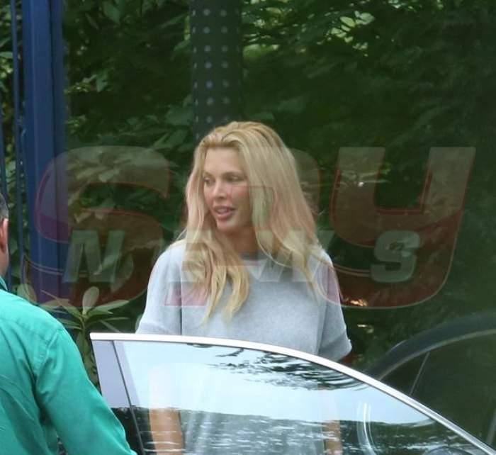 Alina Vidican, o mămică sexy! Uite ce bine arată blondina la câteva luni după ce a născut