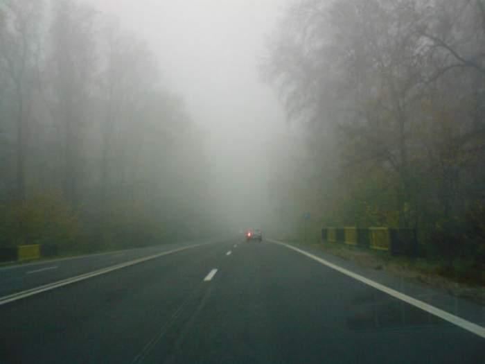 Atenţie şoferi! COD GALBEN de CEAŢĂ în această dimineaţă