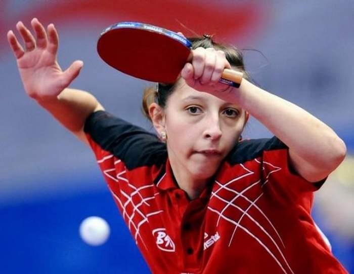 Bravo, România!  Eliza Samara, în semifinale la CE de tenis de masă din Rusia