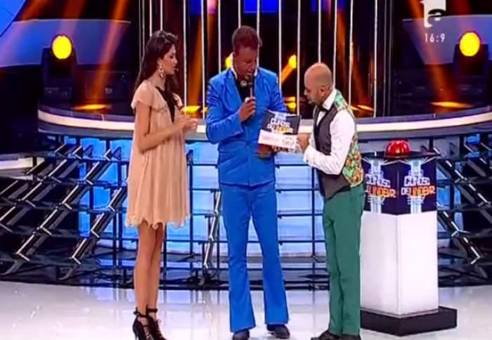 """VIDEO / Lupta a fost strânsă, dar el e învingătorul! Adrian Enache, câştigătorul ediției de azi a emisiunii """"Te cunosc de undeva"""""""