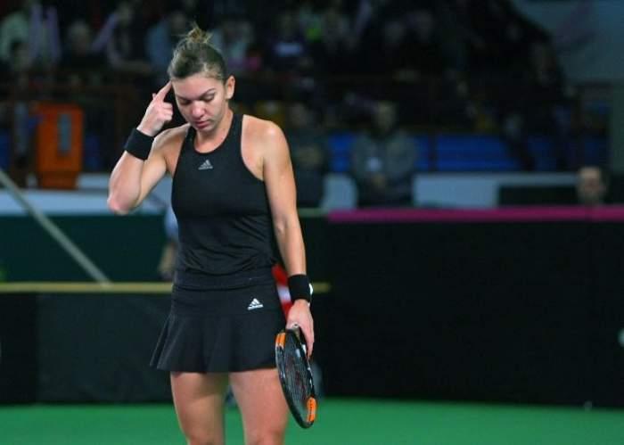"""Primul antrenor al Simonei Halep o critică dur pe tenismenă: """"Nu i-a funcţionat capul! Sunt dezamăgit!"""""""