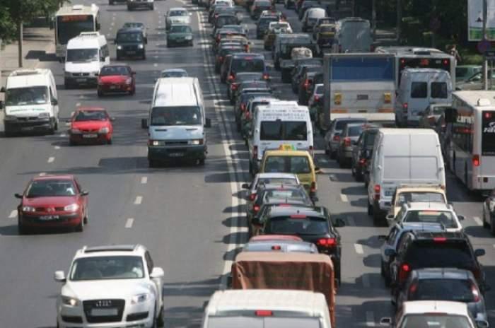 Trafic restricționat duminică în Capitală! Află rutele pe care vei putea circula
