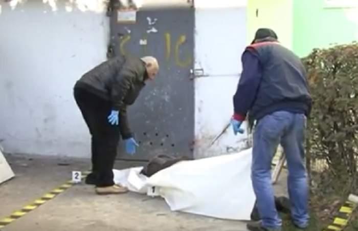 VIDEO / Scene şocante în Cluj-Napoca! Un bărbat s-a aruncat de pe un bloc cu zece etaje