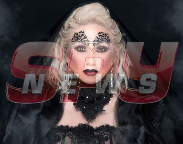 SEXY și REA! Costumația Rocsanei Marcu te va lăsa fără... aer! Vezi aici imagini EXCLUSIVE cu prezentatoarea TV în postura de Maleficent
