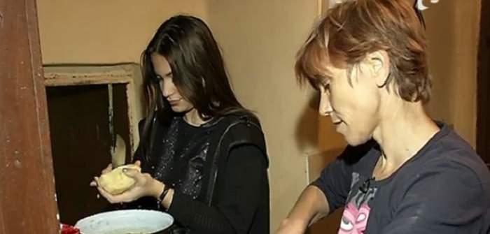 VIDEO EMOŢIONANT / Betty Salam a dat traiul în puf oferit de celebrul său tată, pe o sărăcie lucie