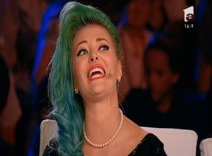 """VIDEO / I-a luat locul Deliei şi acum vrea să câştige """"X factor""""! Ce reacţie a avut Delia?"""
