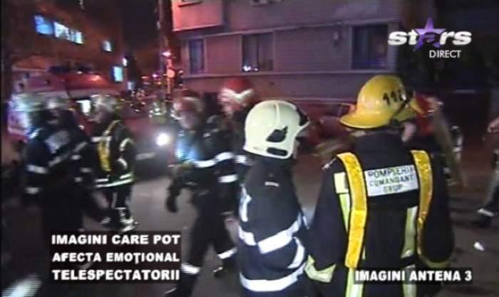 Ultimele detalii despre incendiul din Clubul Colectiv! 27 de morţi şi 180 de răniţi! De la ce a izbucnit focul?