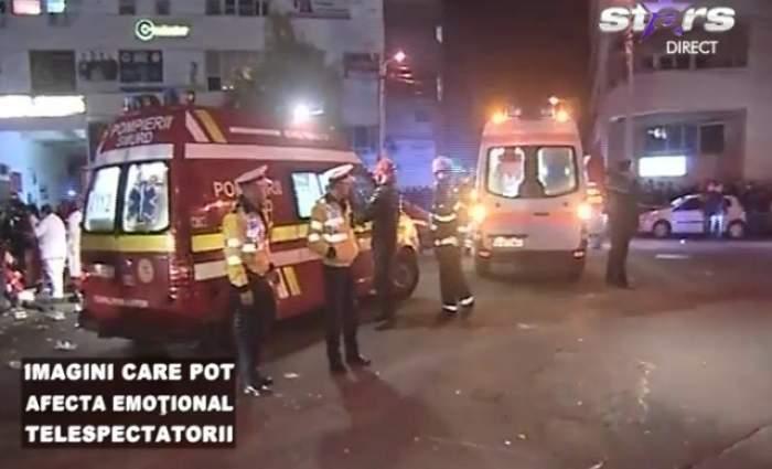 Cu ce s-au ales cei care au scăpat în viaţă de la incendiu? Flăcările i-au nenorocit!