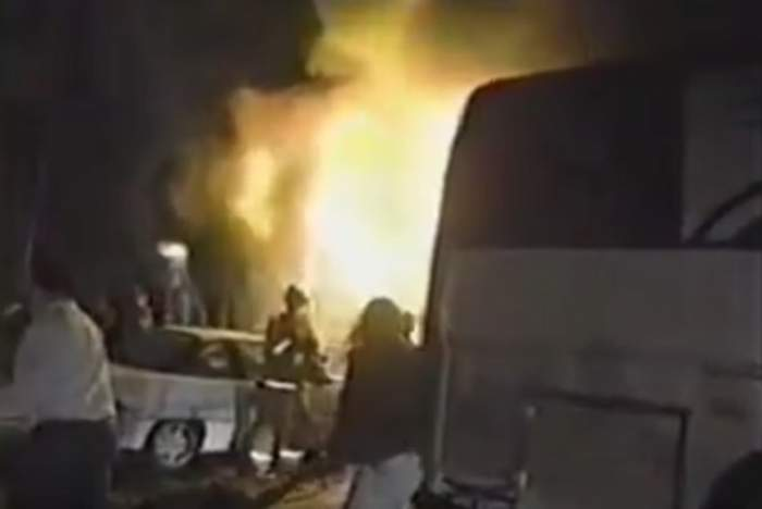 VIDEO / IMAGINI ŞOCANTE! Cum a izbucnit incendiul din Club Colectiv? Un alt concert a avut exact acelaşi tipar!