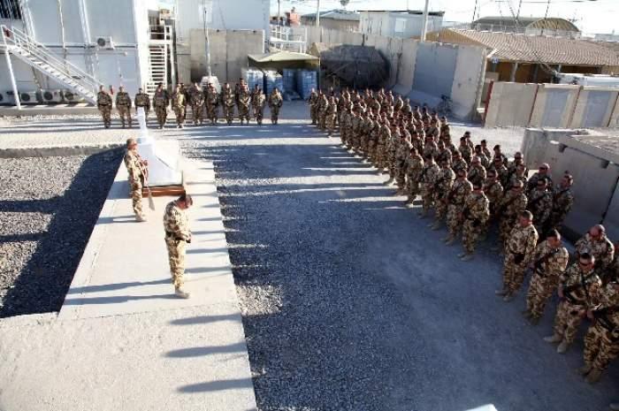 """Mesajul emoționant al militarilor români din Afganistan pentru cei care și-au pierdut viața în clubul """"Colectiv""""!"""