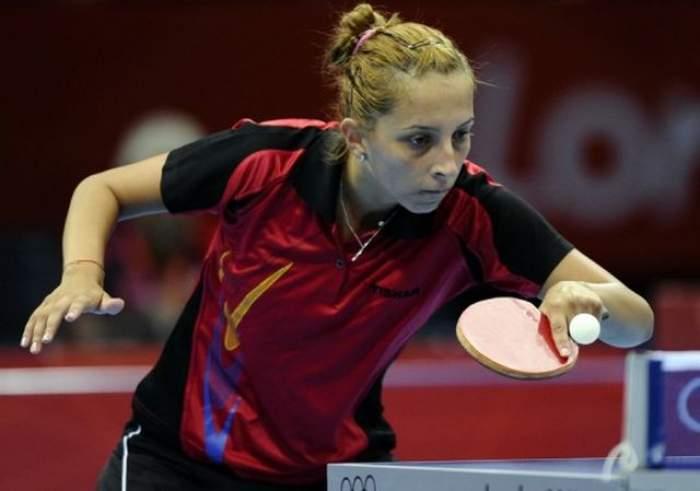 Bravo România!  Eliza Samara s-a calificat în finala la simplu de la CE de tenis de masă din Rusia