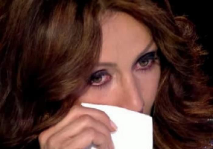 """Ce a făcut-o să plângă ca un copil pe Mihaela Rădulescu? """"Lacrimi şiroind fără să le pot opri"""""""