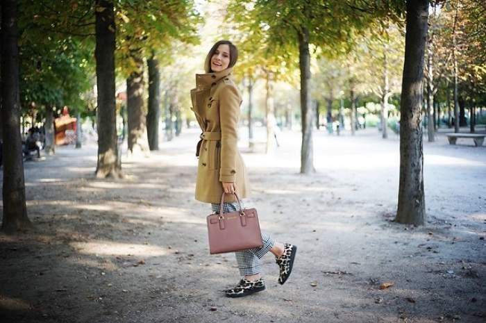 """Dana Rogoz rătăceşte pe străzile Parisului, bine îmbrăcată, dar cu sufletul gol: """" E groaznic! Azi m-am gândit într-una la el"""""""