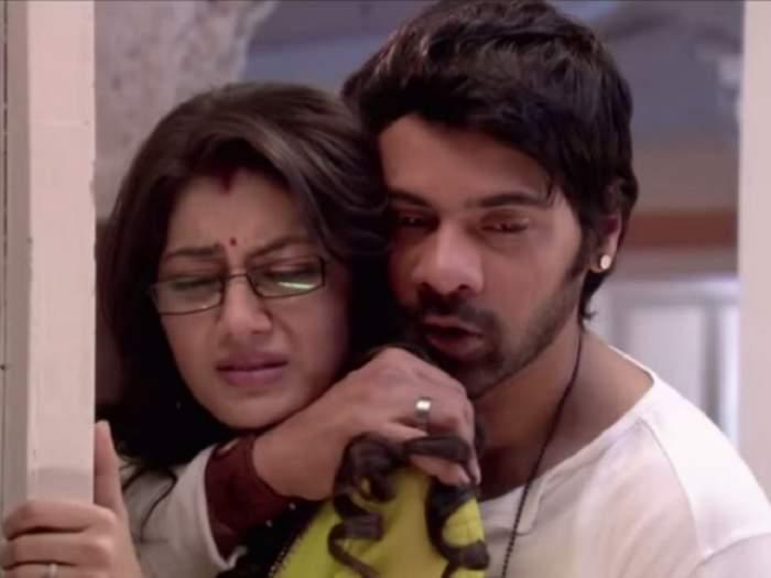 Momente extrem de jenante pentru Pragya! Abhi îşi tratează soţia fără pic de respect