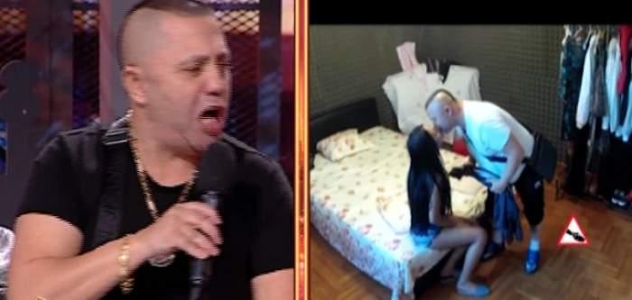 """VIDEO / Nepoata Narcisei, atingeri interzise cu Nicolae Guţă: """"El m-a pupat, mie nu mi-a plăcut"""""""