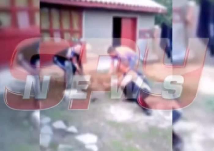 VIDEO 18+! Aşa arată mizeria umană! Imaginile care au oripilat o ţară întreagă! Patru indivizi din Brăila au torturat un câine