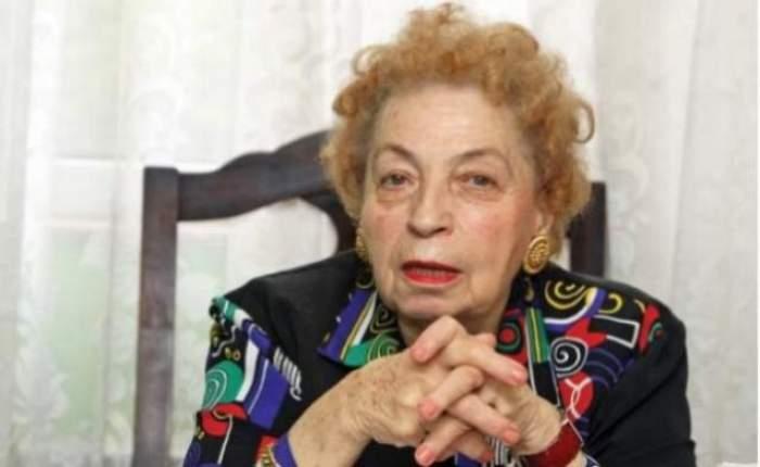 A murit Paula Iacob