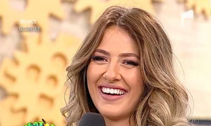 """VIDEO & FOTO / Dani Oţil a făcut-o să roşească pe Lidia Buble. Răzvan a intervenit: """"Alte subiecte nu aveţi de discuţie?"""""""