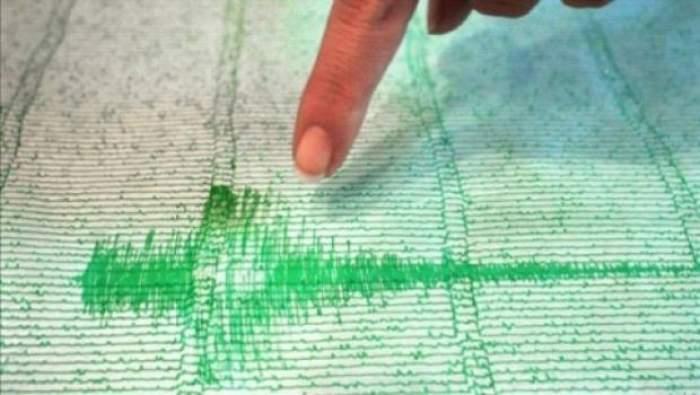 Cutremur de 4,5 grade în România! S-a petrecut în urmă cu puţin timp