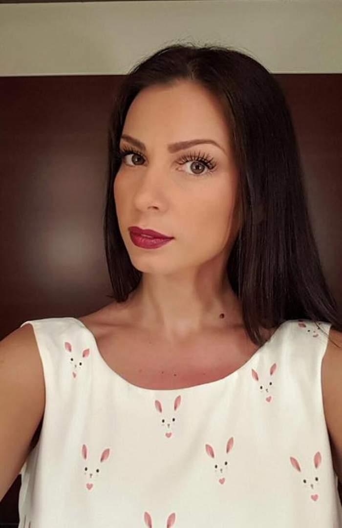 """Iuliana Luciu, fără strop de machiaj: """"Dacă primesc like-uri înseamnă că nu e chiar aşa tragic!"""""""