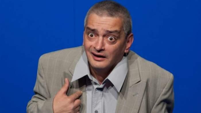 Ciprian Fanaca A MURIT! Actorul din Divertis care îl juca pe Sorin Oprescu avea doar 53 de ani