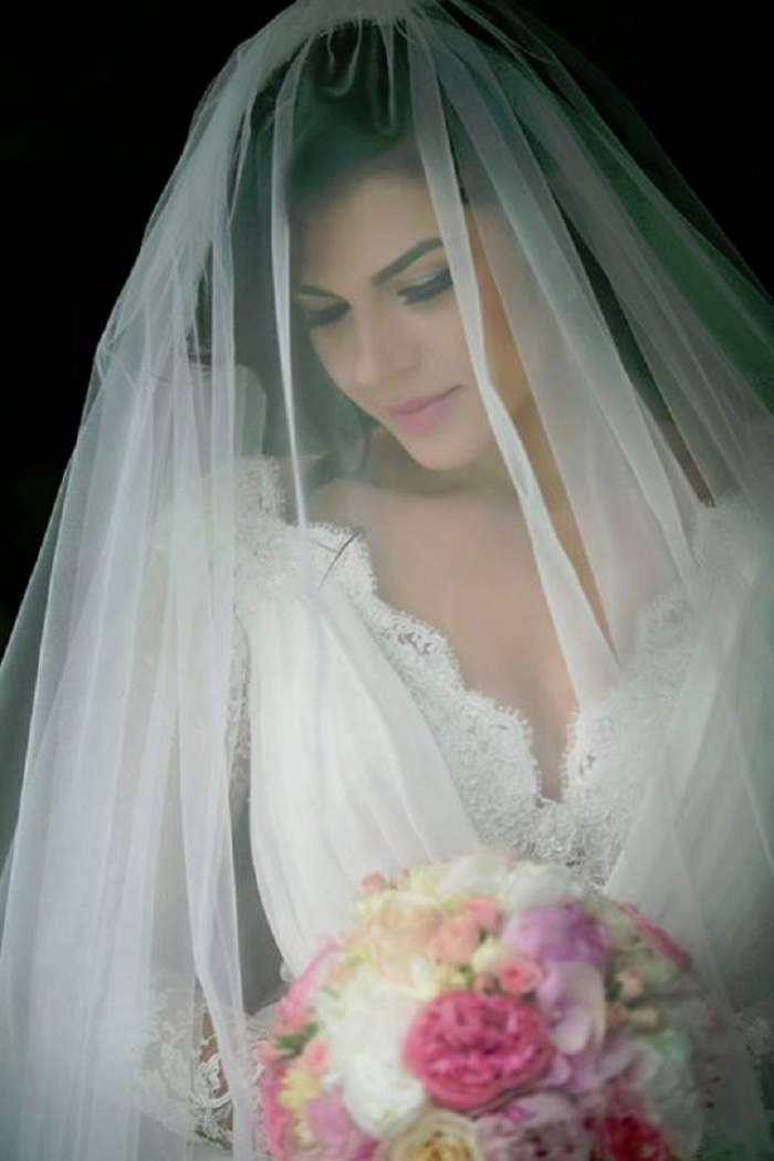FOTO / Primele imagini cu Irina Nicolae, fostă membră A.S.I.A., în rochie de mireasă! A FOST SUPERBĂ!