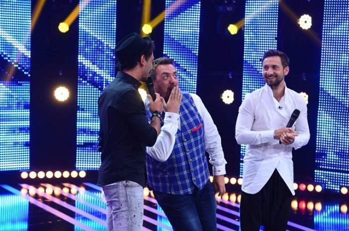 FOTO / Juraţii X Factor i-au pus unui concurent o condiţie pentru a trece mai departe! Horia Brenciu e părinte spiritual