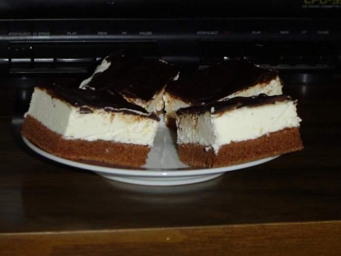 REŢETA ZILEI: JOI - Prăjitura polară, un deliciu pe o aşa vreme