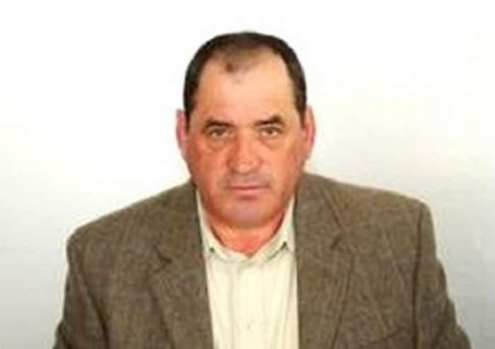 Constantin Pintilie, primarul din comuna celor 7 violatori, din Vaslui, a murit