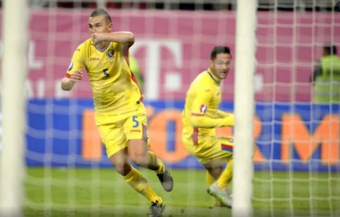 Fluier final în partida România - Finlanda! Vezi care e rezultatul