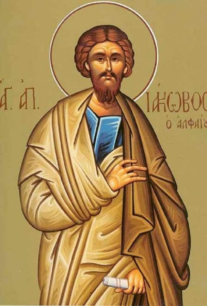 Astăzi, 9 octombrie, îl sărbătorim pe Sfântul Iacob! Nu uita să le spui la mulţi ani sărbătoriţilor