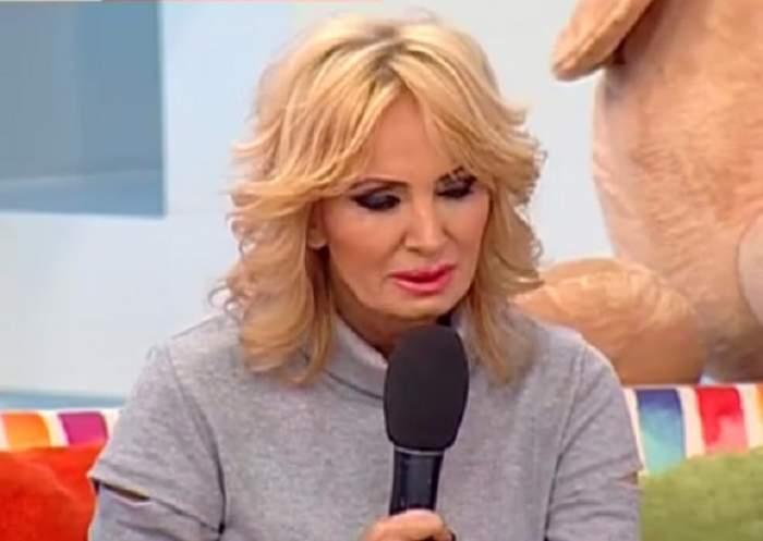 """Daniela Gyorfi, în DOLIU: """"A murit dimineaţă! Viaţa e atât de dură"""""""