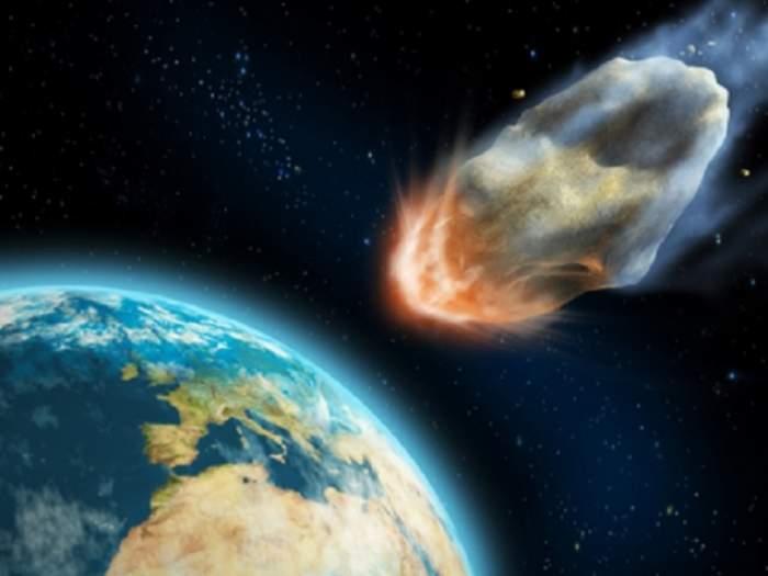 NASA a confirmat! Un asteroid capabil să ucidă jumătate din populaţia Globului se îndreaptă spre Pământ