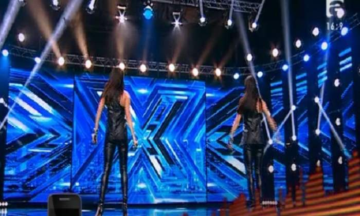 """VIDEO / Au 43 de ani, dar arată aşa! Juraţii """"X- Factor"""" au rămas muţi când le-au văzut din faţă şi s-au grăbit să-l însoare pe Dani Oţil cu una dintre ele"""