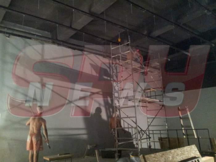 FOTO / De ce a ars atât de usor clubul Colectiv? Iată explicația chiar din fotografiile de la renovarea ce a avut loc în anul 2013