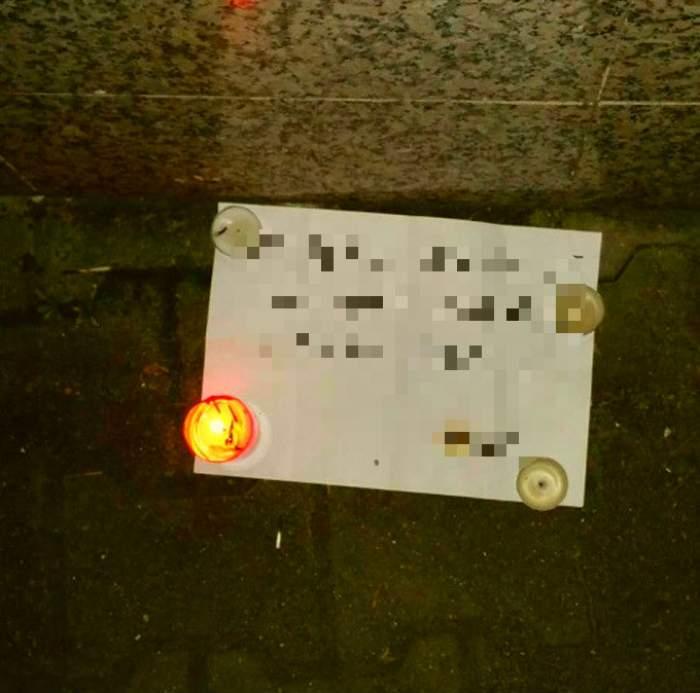 Biletul TERIFIANT care a fost găsit la Club Colectiv după incendiu