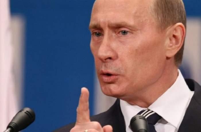 VIDEO / MESAJUL TERIFIANT transmis de Vladimir Putin, după ce un avion rusesc a fost doborât de terorişti! Jurământul pe care l-a făcut în faţa întregii lumi
