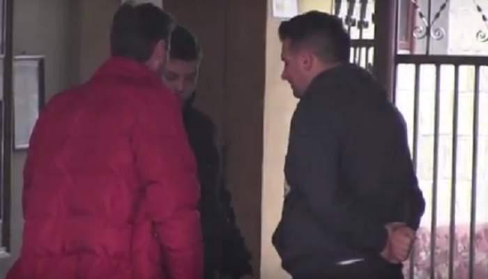 VIDEO / Silvius Prigoană, la poliţie! Ce explicaţie le-a dat poliţiştilor despre accidentul în care a fost implicat
