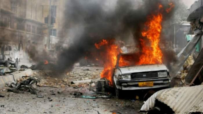 Atentat în Egipt! Două bombe au explodat în faţa unui hotel din Peninsula Sinai. Cel puţin o persoană a murit