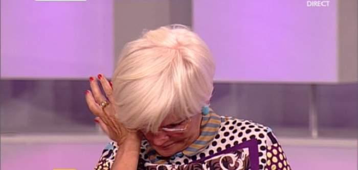 Monica Tatoiu, în lacrimi la televizor! A cedat în faţa emoţiilor, în direct