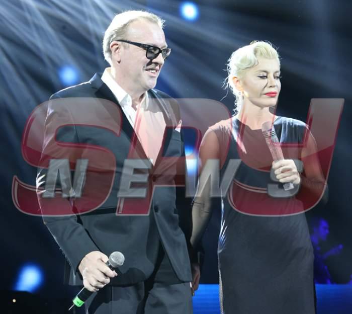 VIDEO / Moment unic! Loredana Groza şi Gabriel Cotabiţă, pe aceeaşi scenă! Piesa lor i-a lăsat fără cuvinte pe spectatori