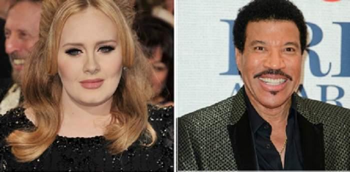 """VIDEO / După ce au spus amândoi """"Hello"""", Adele și Lionel Richie au luat cea mai bună decizie"""