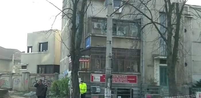 TRAFIC ÎNCHIS şi TEREN SURPAT în zona Eroilor din Capitală, din cauza lucrărilor la metrou! Zeci de oameni au fost evacuţi din locuinţe