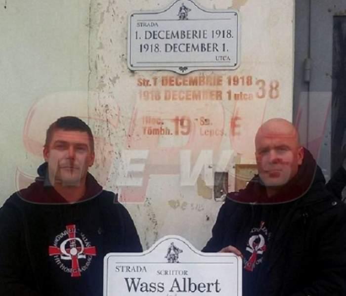 Românii din Ţinutul Secuiesc, umiliţi de doi terorişti şi un criminal de război!